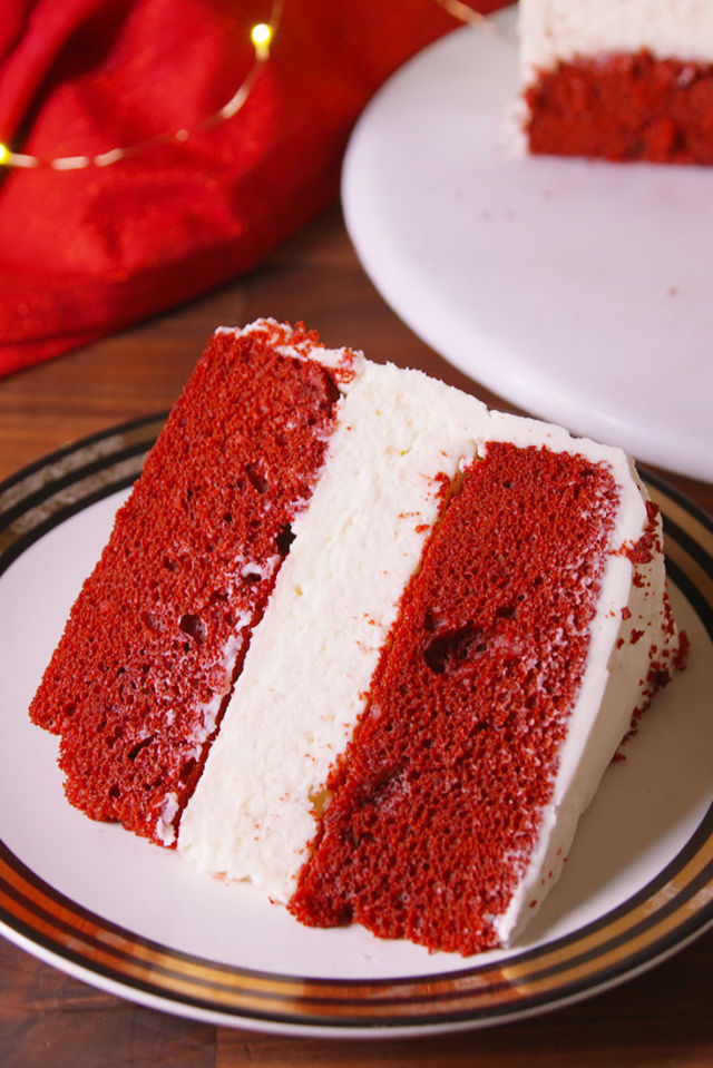 Easy Bake Red Velvet Cake