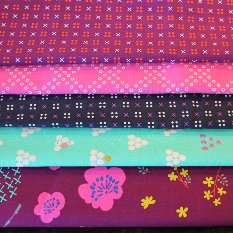 Bloomtastic Fabric