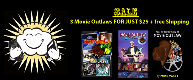 Movie Outlaw sale ad
