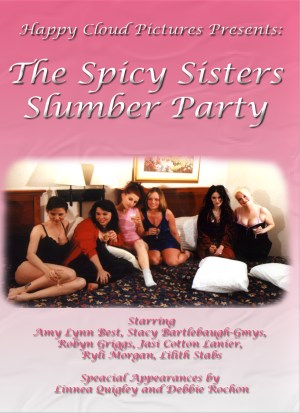 The Spicy Sisters Slumber Party – DVD-R