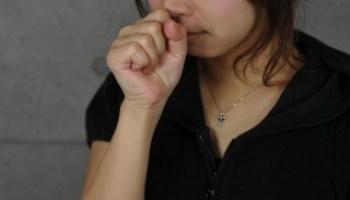 症 喉 痛い 花粉
