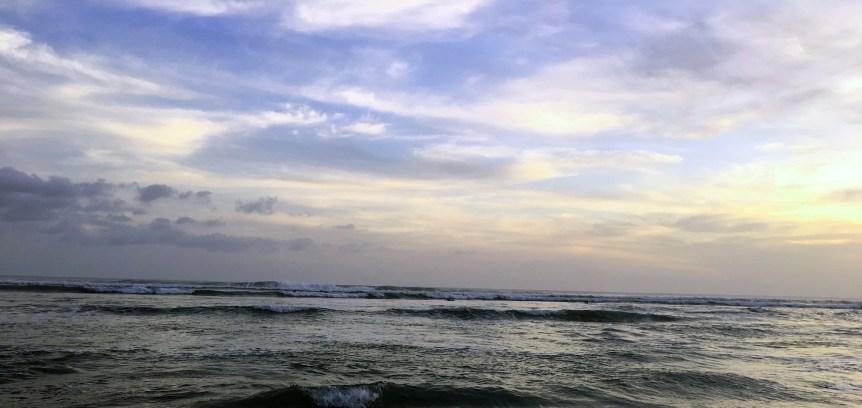 Bali, Ein Kurs in Wundern, Strand, Meer, Frieden