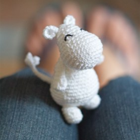 Tutoriel Moomin Crochet