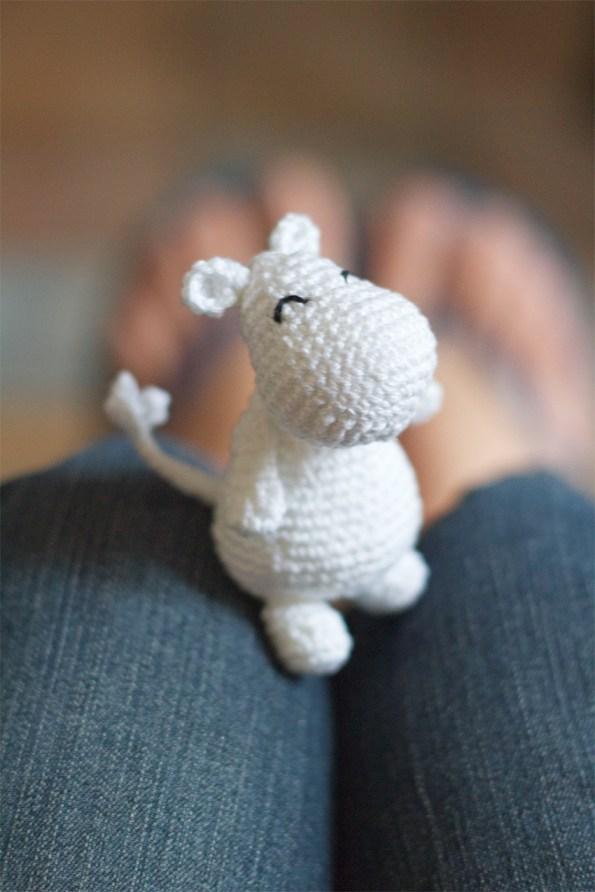 Tutoriel Moomin Crochet