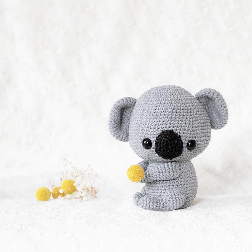 Koala crochet