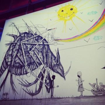 stereolux peinture artiste