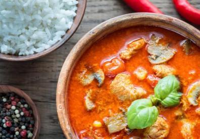 Plats préparés Happy curry, circuit court