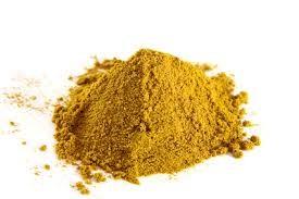 Curry, Le Comptoir Africain,