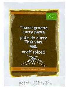 Pâte de curry & Co