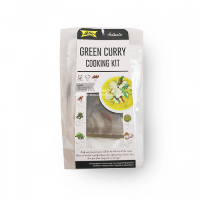 curry vert cooking kit