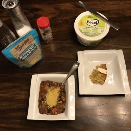 Super Simple Vegan Chili