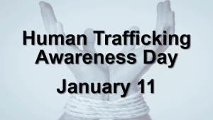 Human Trafficking Awareness Day