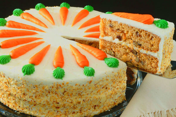 National Carrot Cake Day 2018 - February 3