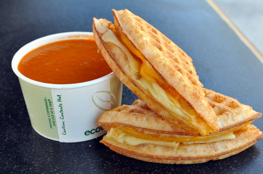 National Grilled Cheese Sandwich Day