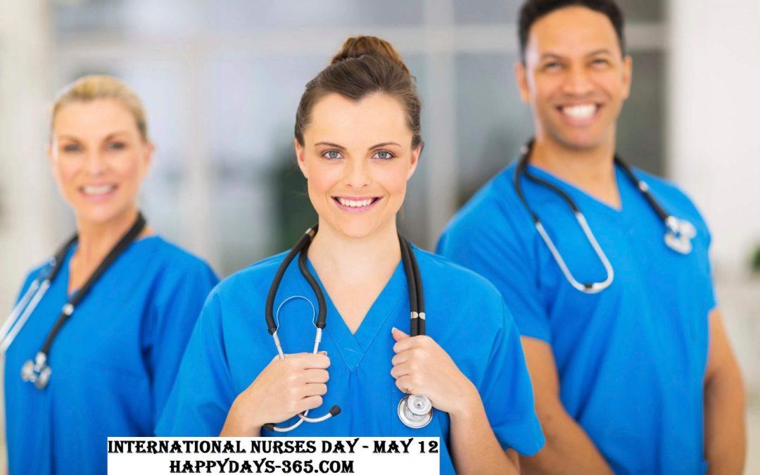 International Nurses Day – May 12, 2020