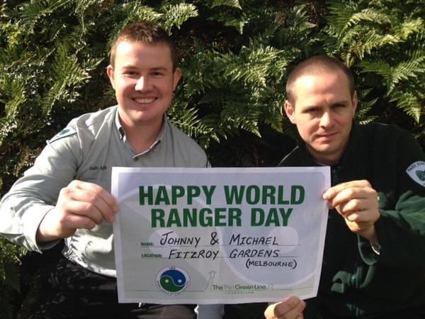 World Ranger Day