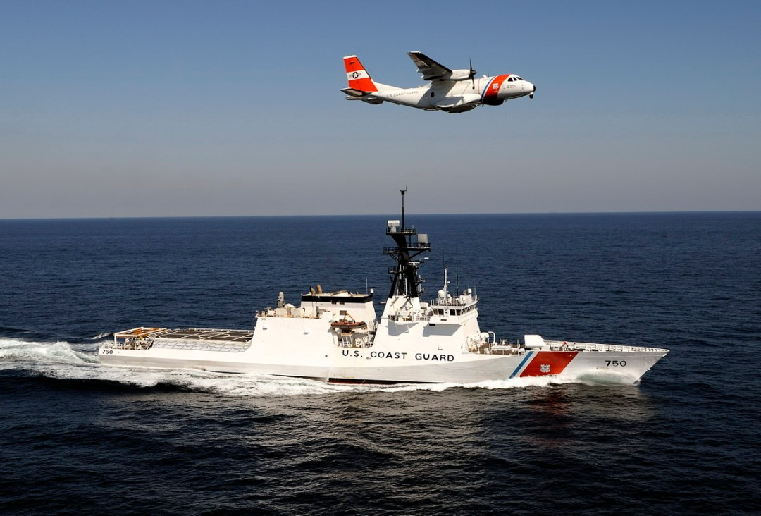 Coast Guard Day - August 4