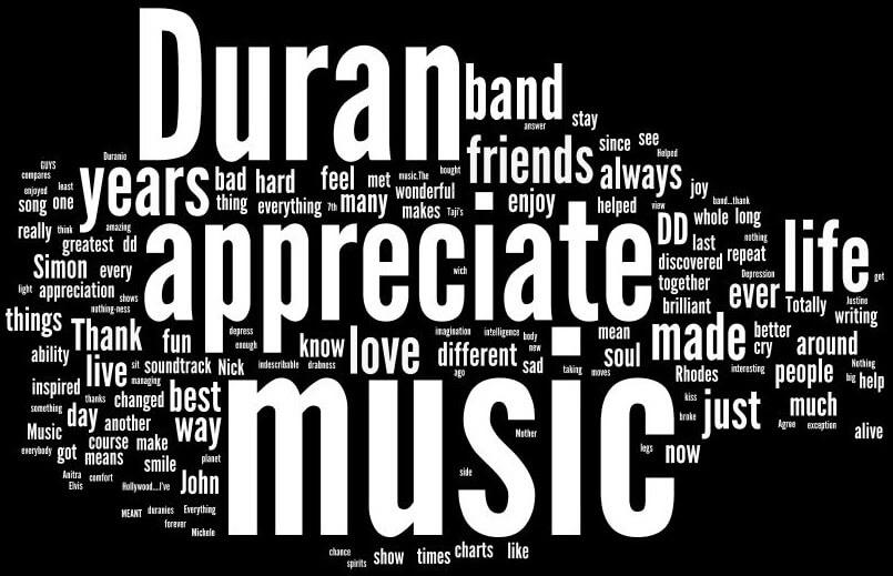 Duran Duran Appreciation Day