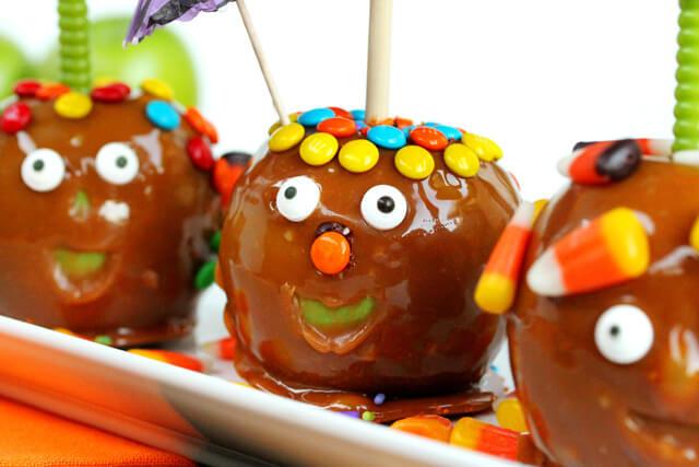 National Caramel Apple Day