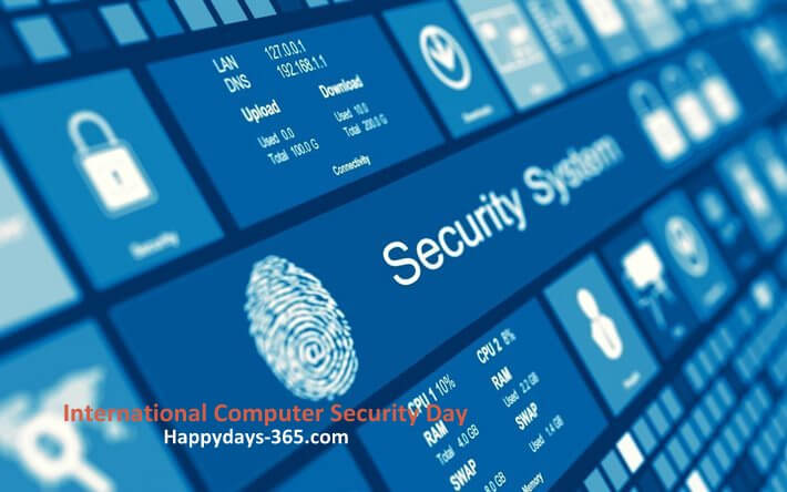 International Computer Security Day
