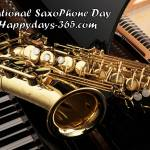 National Saxophone Day