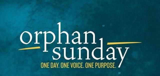 Orphan Sunday – November 1, 2020