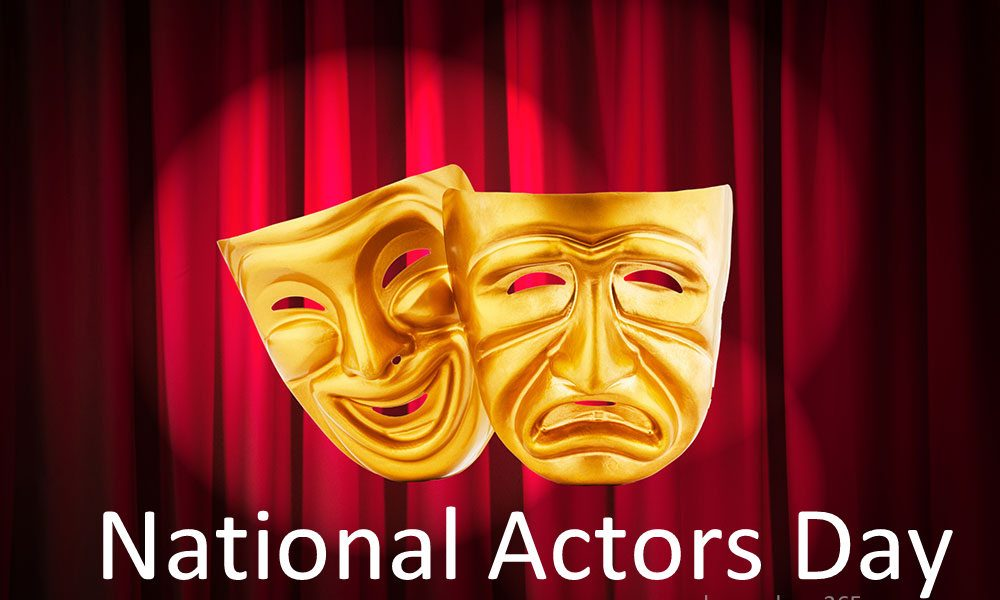 National Actors Day – September 8, 2020