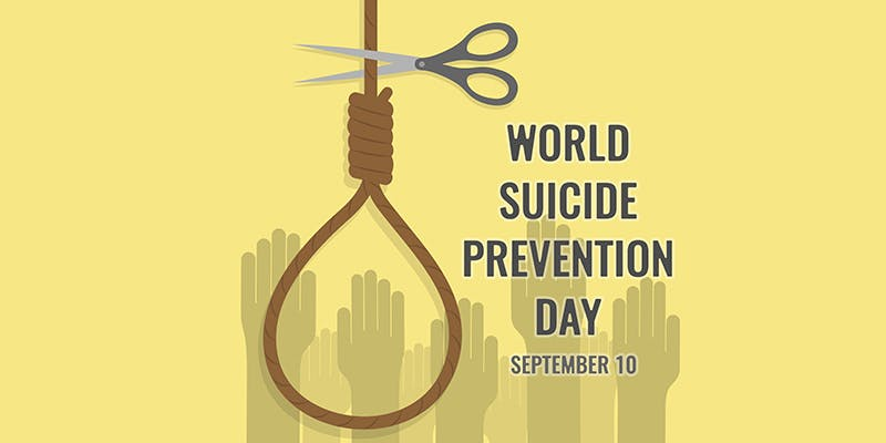 World Suicide Prevention Day – September 10, 2020