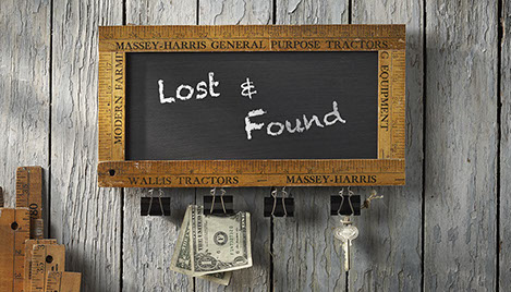 Lost And Found Day
