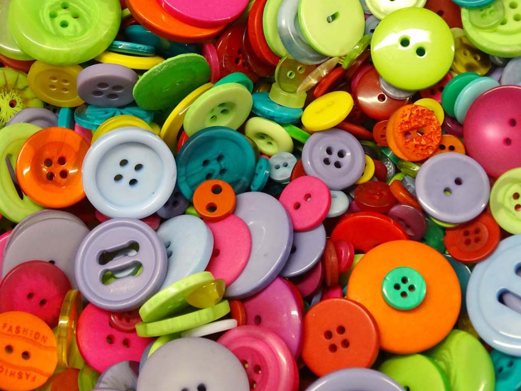 National Button Day 2017 - November 16,