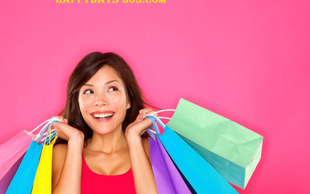 Shopping Reminder Day – November 25, 2019