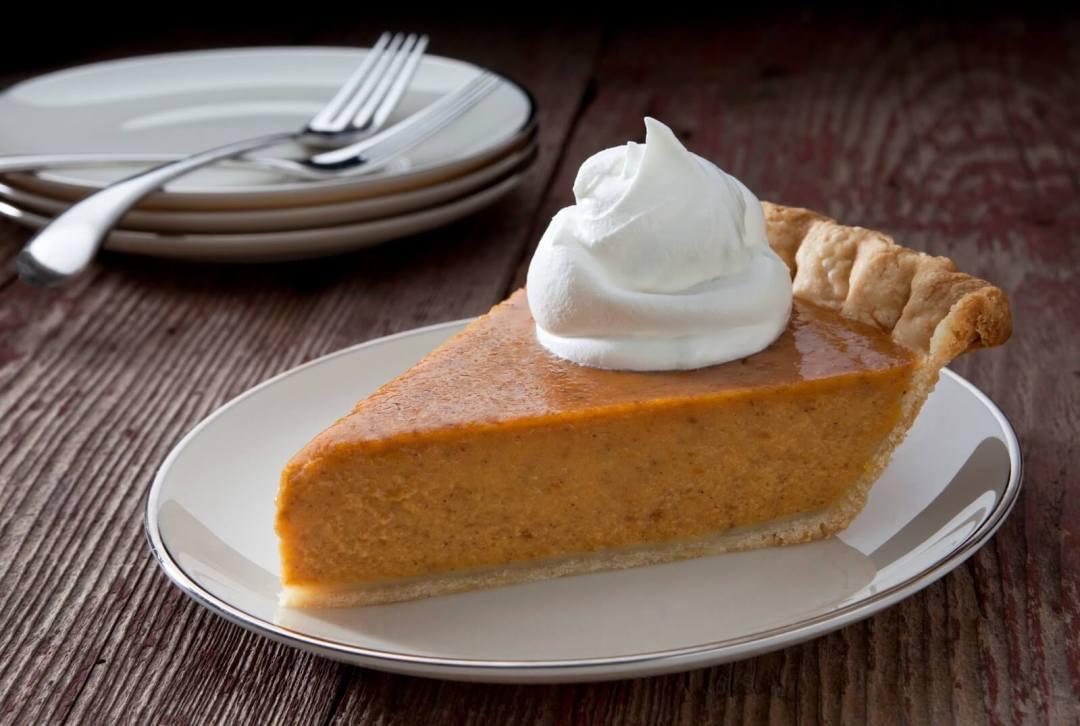 National Pumpkin Pie Day