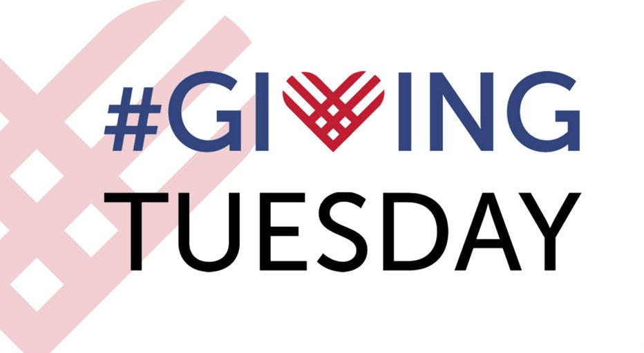 Happy Giving Tuesday – November 29, 2020