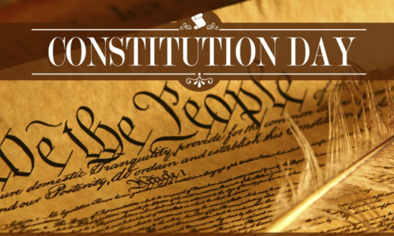National Constitution Day – November 26, 2020
