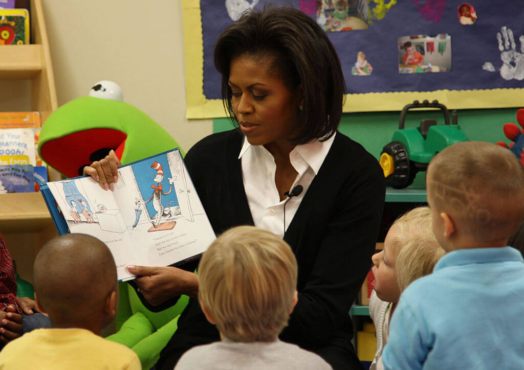 National Read Across America Day 2018 - March 2