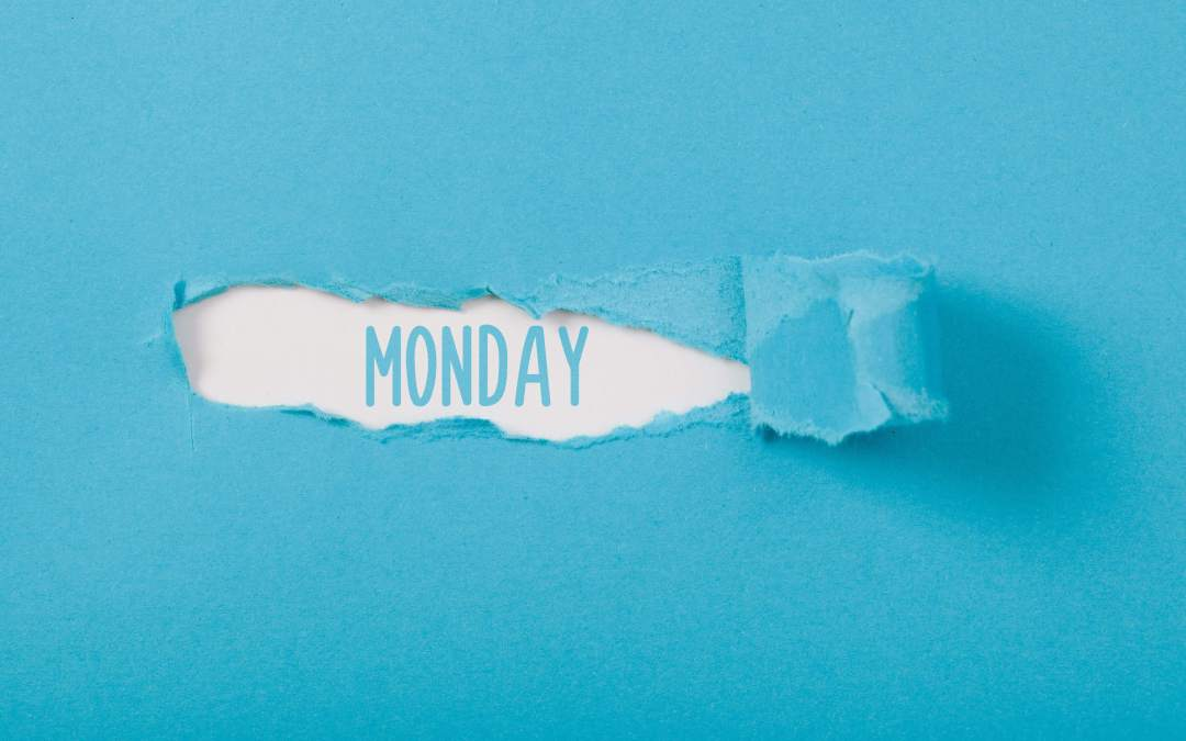 Blue Monday – January 18, 2021