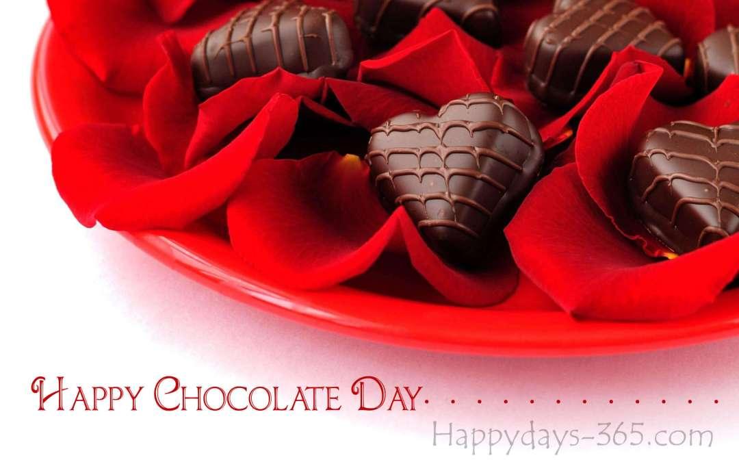 Happy Chocolate Day – February 9, 2020