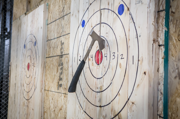 International Axe Throwing Day - June 13
