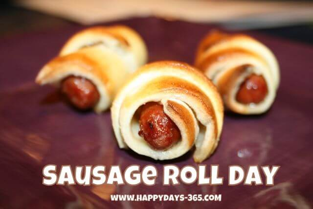 Sausage Roll Day