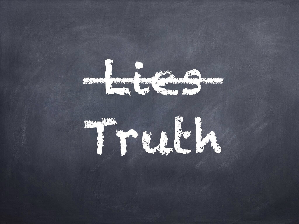 Tell The Truth Day
