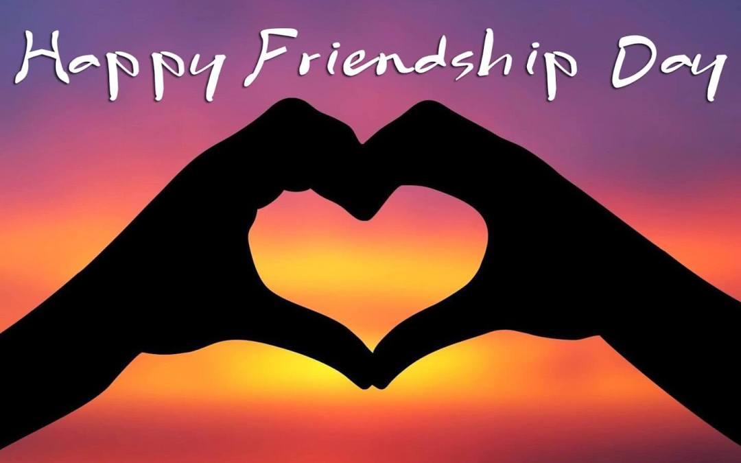 International Friendship Day – August 2, 2020