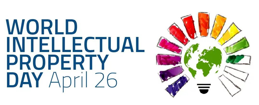 World Intellectual Property Day - April 26, 2021   Happy Days 365
