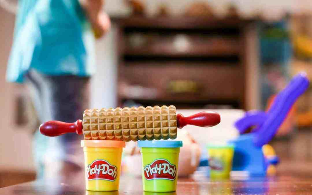 National Play Doh Day – September 16, 2020