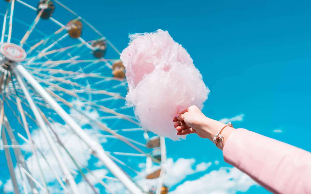National Cotton Candy Day
