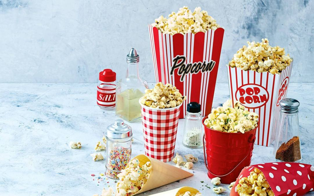 National Popcorn Day – January 19, 2021