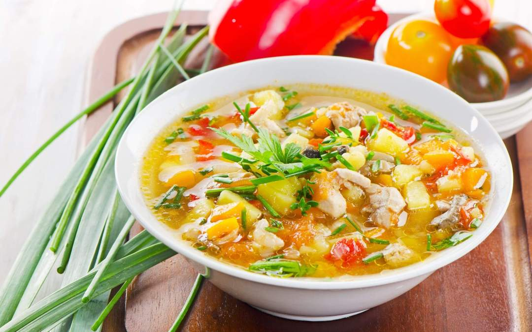 National Homemade Soup Day – February 4, 2021