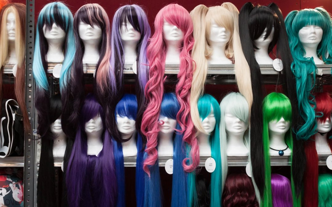 International Wig Day – March 10, 2021