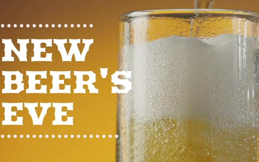 Happy New Beer's Eve – April 6, 2021