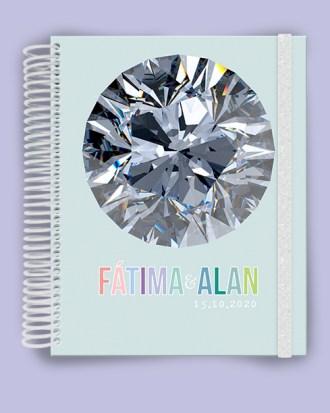 Big Diamond Wedding Planner