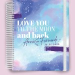 To the moon Wedding planner